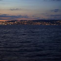 lac leman du soir 2020