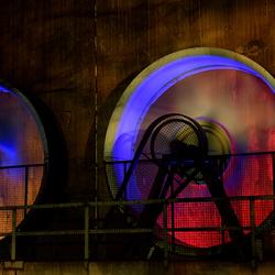 Colour Ventilator