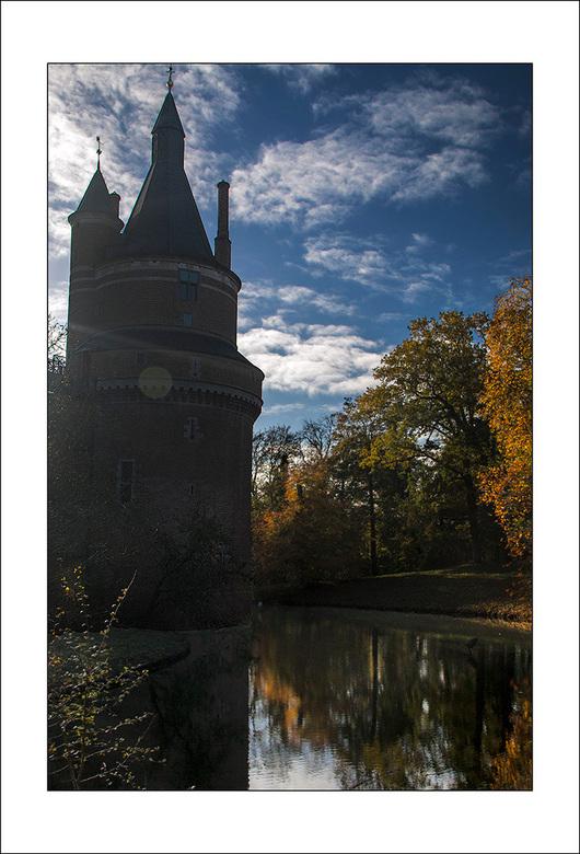 kasteel Duurstede - de bourgondische toren van kasteel Duurstede
