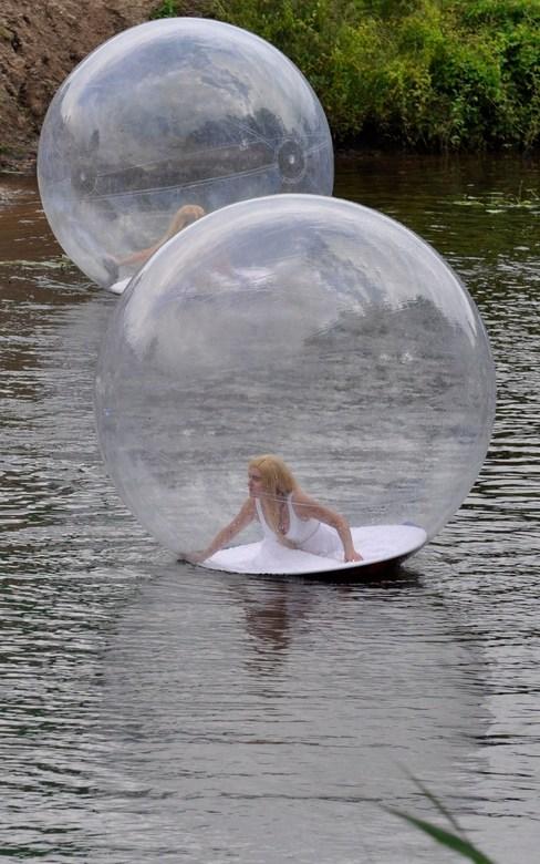 Serene Sirene - Gemaakt tijdens de Bosch Parade 2012