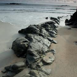 Zuidkust van het eiland Mull