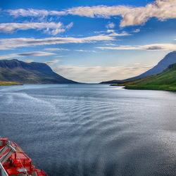 Aankomst in IJsland