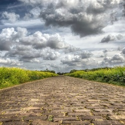 Op weg in nederland