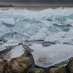 Kruiend ijs Schellinkhout