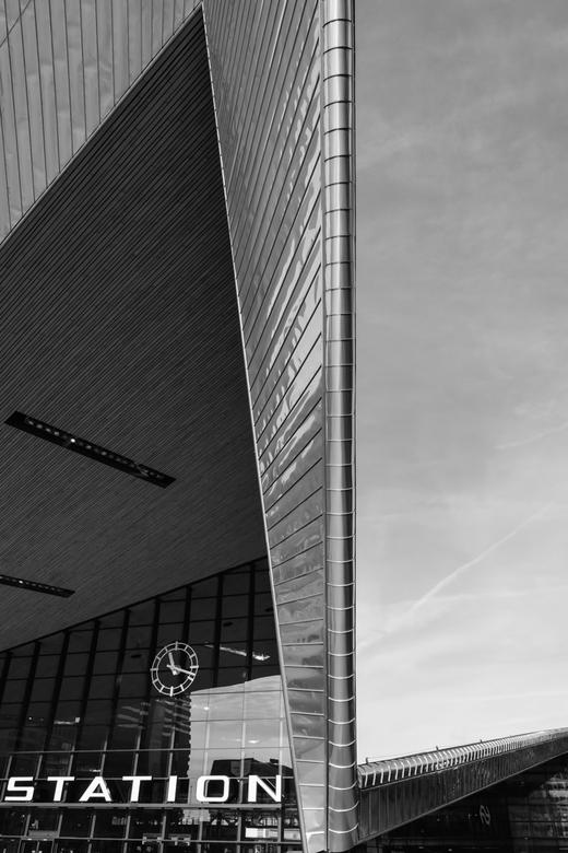 CS centraal Rotterdam