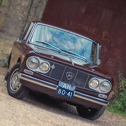 Lancia Fulvia Berlina 2 -1972
