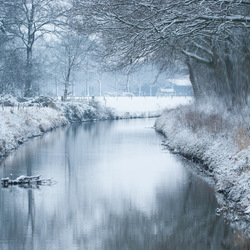 Winters sprookje