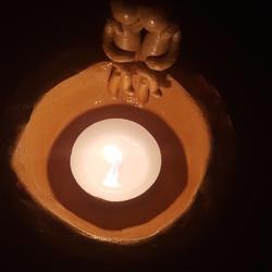 Candle light romance