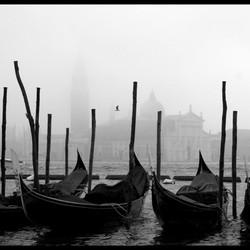 Venice be misty
