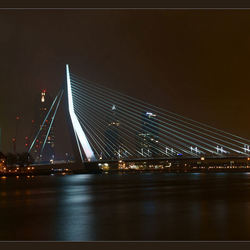 Erasmusbrug @ night