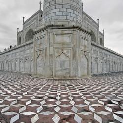 Taj Mahal anders