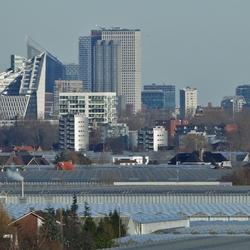 Skyline Westland -> Den Haag