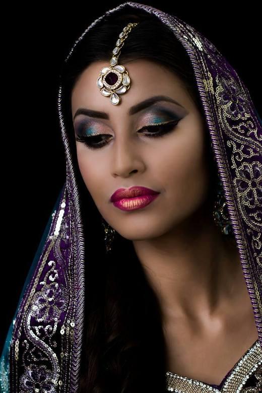 Bride - Model: Marja Sakhi<br /> Makeup/hair: Meryem Cesur - MG visagie