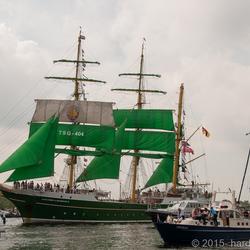 Sail 2015-8 Alexander von Humboldt