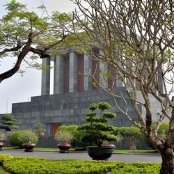 Het Mausoleum.