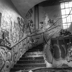 Stairway to uncertainty