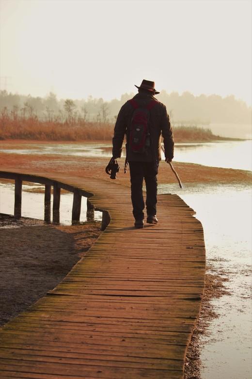 Walking man - Walking man