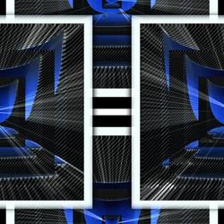 lijnen op schermen