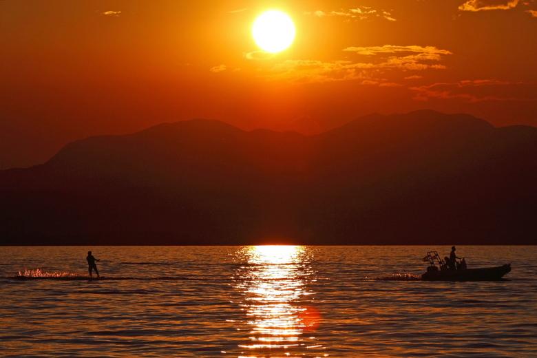 Jetski op het Gardameer - Één van mijn favoriete vakantiebestemmingen is het Gardameer in Italië. Tijdens de zomervakantie, alweer twee jaar geleden,