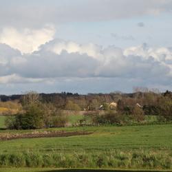 Platteland van Bogense