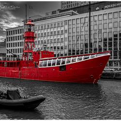 Lichtschip Rotterdam