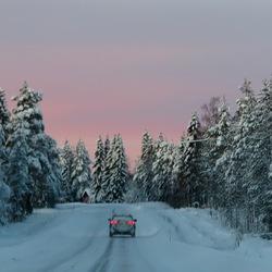 Fins Lapland - te mooi het licht