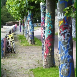 Grafit-trees