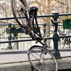 waar is mijn fiets?