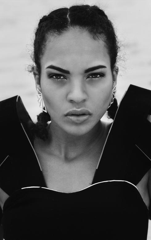Amaya - Model: Amaya Ogbondah<br /> Muah: Aisha Nina Bartels<br /> Fashion editor: Rubia Meyers<br /> <br /> Published in the July 2015 edition of