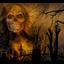 Halloween met een actueel thema.........