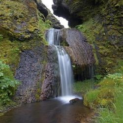 Watervalletje, Iceland