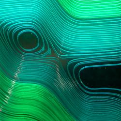 Blauw/groen