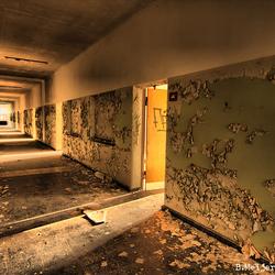 Kazerne E - Korridor -