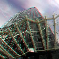 Maastoren Rotterdam 3D GoPro