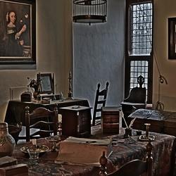 Interieur kasteel Doorwerth
