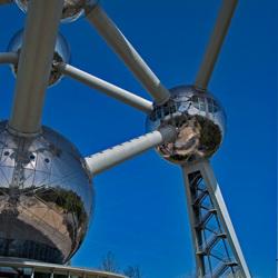 Brussel,Atomium 2