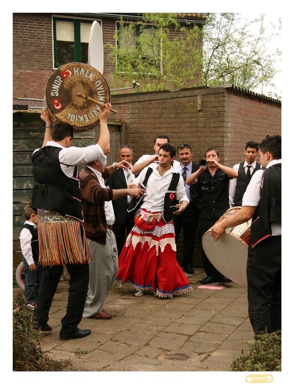 Turkse Bruiloft -