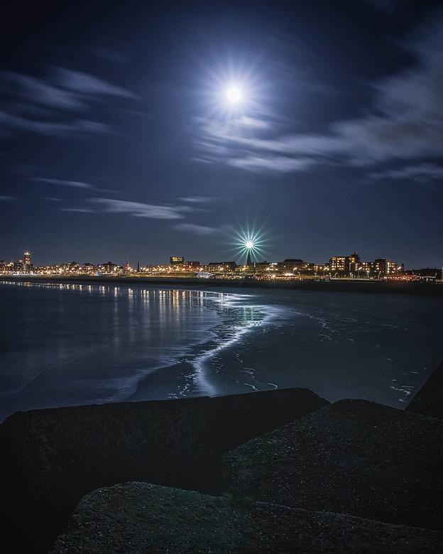 Scheveningen Night Capture!  -