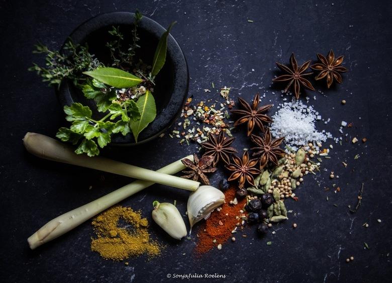 Spices - Kruiden