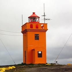 Vuurtoren IJsland