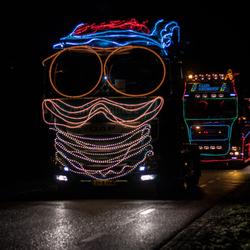 verlichte truckrit