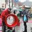 Kerstboomverkoop Vismarkt Groningen