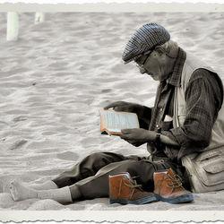 de schoenen en het boek