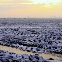 Winterochtend in Groningen