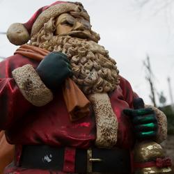 Santa, who else? ;-)