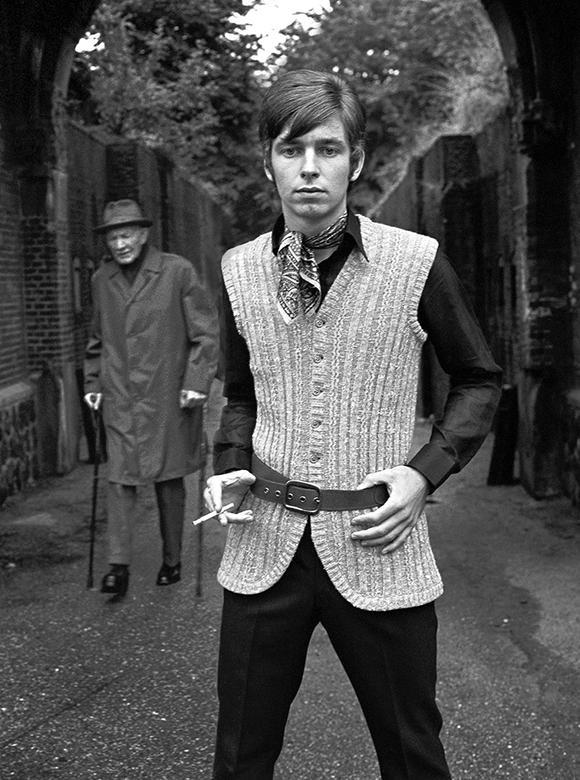 Mannenmode 1971 -