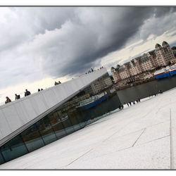 Opera gebouw Oslo
