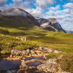 Glencoe, valley of the weeping
