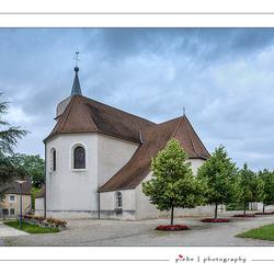 Kerkje van Parcey Frankrijk
