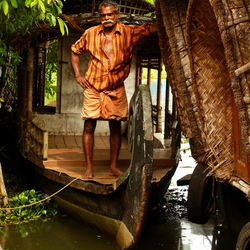 Riverboat Captain Kerala